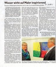 Presse - Ausstellung 1