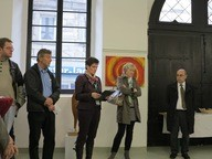 Gäste Ausstellung Forchheim