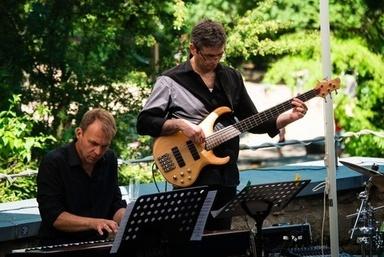 Ron und Armin bei FÜ-Jazz