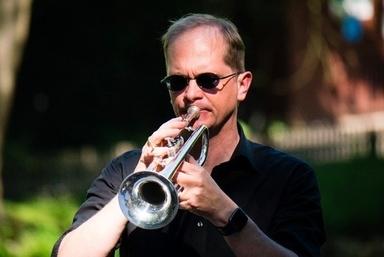 Stefan bei FÜ-Jazz