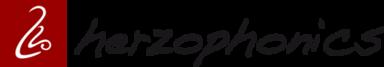 Logo - herzophonics